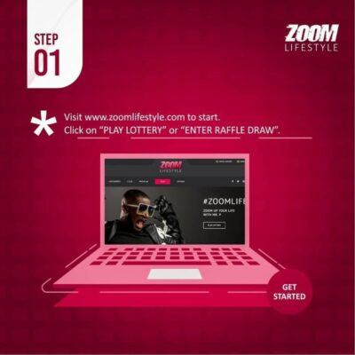 How to play zoom lifestyle step 1