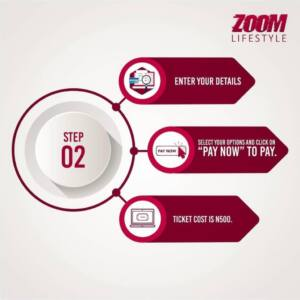 How to play zoom lifestyle step 2