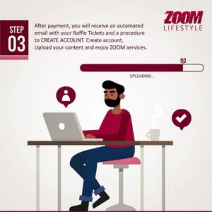 How to play zoom lifestyle step 3