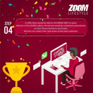 How to play zoom lifestyle step 4