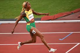 Elaine Thompson the world's Fastest Woman is from Jamaica