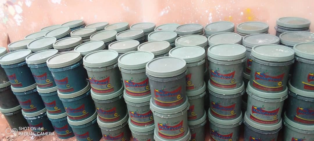 How much is Screeding Paint in Nigeria