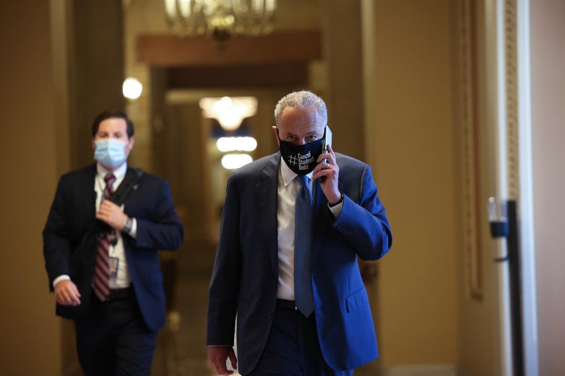 Senate infrastructure bill slowed in last lap by lone Republican