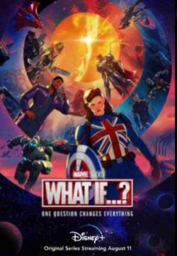 What If...? 2021 Superhero 1 season Download