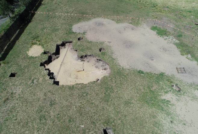 Indigenous leaders call for halt on Boral's sand mine excavation near massacre site