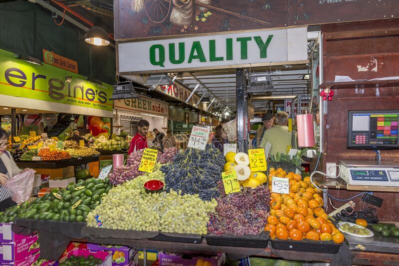 Market in australia